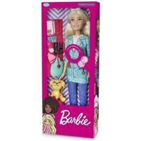 Barbie Veterinária Com Frases - Pupee