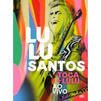Lulu Santos Toca + Lulu Ao Vivo - Dvd Rock