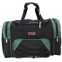 Bolsa Sacola De Viagem Média - Yins - Sv0210 - Verde