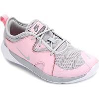 Tênis Infantil Nike Flex Contact 3 Gs - Masculino-Lilás+Prata