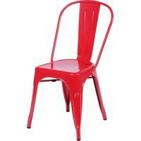 Cadeira Titan – Vermelha