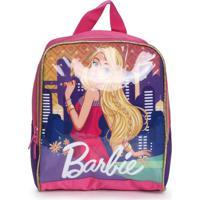 Lancheira Luxcel Barbie Roxo
