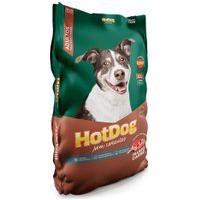 Ração Para Cães Hotdog Sem Corantes Carne E Frango 25Kg