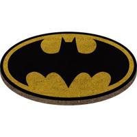Capacho Warner Bross® Batman®- Amarelo Escuro & Preto