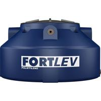 Caixa D'Água Tanque 2500L Azul Fortplus Tampa Rosca - Fortlev - Fortlev