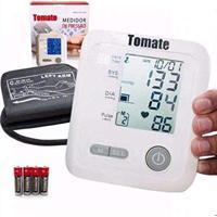 Medidor De Pressão Arterial Mt-9003 Tomate