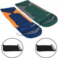 2 Sacos De Dormir Freedom -1,5ºc À -3,5ºc 2 Isolantes Térmicos Nautika - Unissex