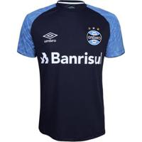 Camisa Umbro Grêmio Treino 2018 Masculina - Masculino
