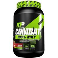20fe10737 Netshoes  Combat 100% Whey Muscle Pharm - Unissex