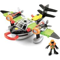 Avião Windscorpion - Imaginext Sky Racers - Fisher-Price - Masculino-Incolor