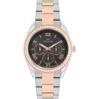 Relógio Technos Ladies Feminino - Feminino-Prata
