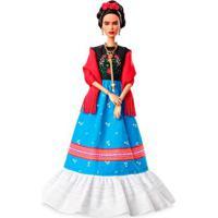 Boneca Barbie Colecionável - Frida Kahlo - Mattel