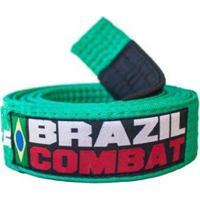 Faixa Brazil Combat - Unissex