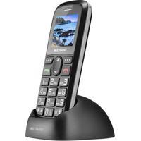 Celular Vita Dual Chip Tela 1,8 Usb E Bluetooth Com Base Recarregável Preto - Multilaser