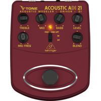 Pedal Behringer Para Violão Adi21 V-Tone Acoustic
