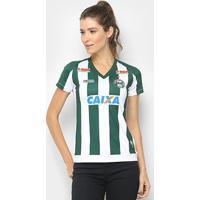 Camisa Coritiba Ii 2018 S/N° C/Patrocínio - Jogador 1909 Feminina - Feminino
