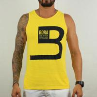 Regata Bora - Masculino-Amarelo