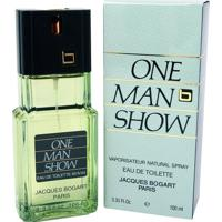 Perfume One Man Show Masculino Jacques Bogart Edt 100Ml - Masculino-Incolor