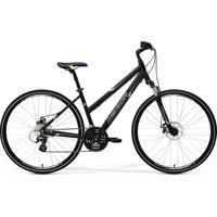 Bicicleta Merida Crossway 15-Md Lady - Preto/Verde