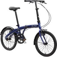 "Bicicleta Aro 20"" Dobrável Durban Eco Azul"