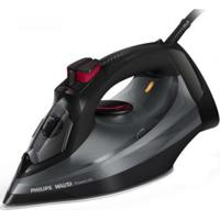 Ferro De Passar A Vapor Philips Powerlife Preto Base Steamglide 1470W