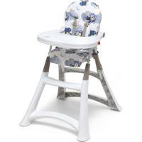 Cadeira De Alimentação Premium Aviador Galzerano Branco