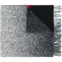 Altea Cachecol Color Block - Preto