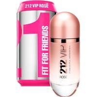 Perfume Carolina Herrera 212 Vip Rose Collector Eau De Toilette