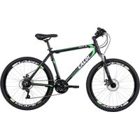 Bicicleta Mtb Caloi Htx Disc Aro 26 Preto