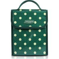 Bolsa Térmica - Jacki Design - Feminino-Verde