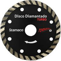 Disco Diamantado Turbo Tornado Corte A Seco 4""