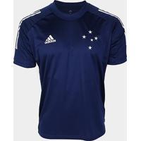 Camisa Cruzeiro Comissão Técnica 20/21 Adidas Masculina - Masculino
