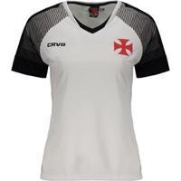 Camisa Vasco Fortune Feminina - Feminino