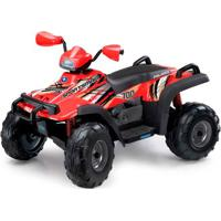 Quadriciclo Elétrico - 12 V - Polaris Sportsman 700 - Red - Peg Perego