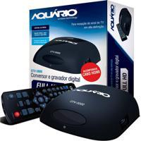 Conversor E Gravador Digital Aquã¡Rio Dtv-5000