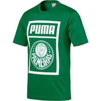 Camiseta Palmeiras Puma Graphic Masculina - Masculino