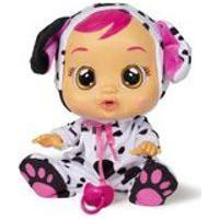 Br054 Multikids Boneca Cry Babies Dotty Com Chupeta
