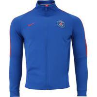 Jaqueta Psg Sportswear Authentic Nike - Masculina - Azul/Vermelho