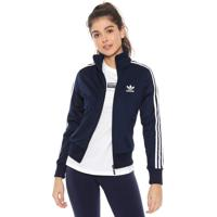 Jaqueta Adidas Originals Firebird Tt Azul-Marinho