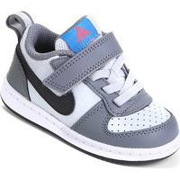 Tênis Infantil Nike Court Borough Low Masculino - Masculino