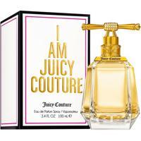 I Am Juicy Couture Eau De Parfum Feminino 100 Ml