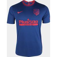 Camisa Atlético De Madrid Away 20/21 S/N° Torcedor Nike Masculina - Masculino