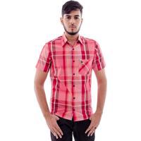 Camisa Amil Clapp Slim Xadrez