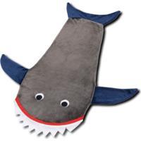 Saco De Dormir Infantil Cobertor Tubarão Manta Shark