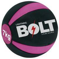 Medicine Ball Lightning Bolt Kikos 7Kg 1 Unidade