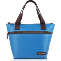 Bolsa Térmica Jacki Design Com Alça - Unissex-Azul