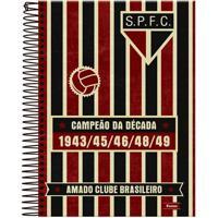 Caderno Foroni São Paulo Campeão Da Década 1 Matéria