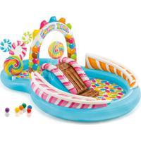 Piscina Playground Candy Zone 206 Litros 57149 Intex