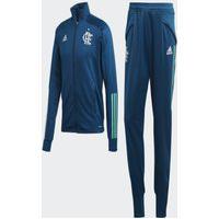 Conjunto Agasalho Cr Flamengo Adidas Fh7567