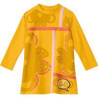 Vestido Lilica Ripilica Amarelo - 90001I Amarelo